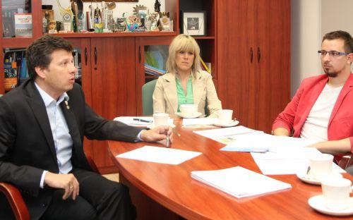 Rzecznik Praw Dziecka na spotkaniu z gośćmi