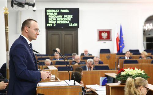 Fot. M. Józefaciuk - Kancelaria Senatu