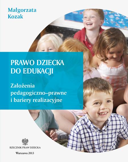 Okładka książki Prawo dziecka do edukacji
