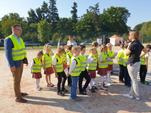 Rzecznik Praw Dziecka wziął udział w akcji Caritas o bezpieczeństwie dla dzieci