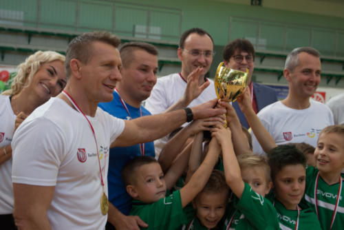 Turniej piłkarski z udziałem gwiazd, Racibórz 2019